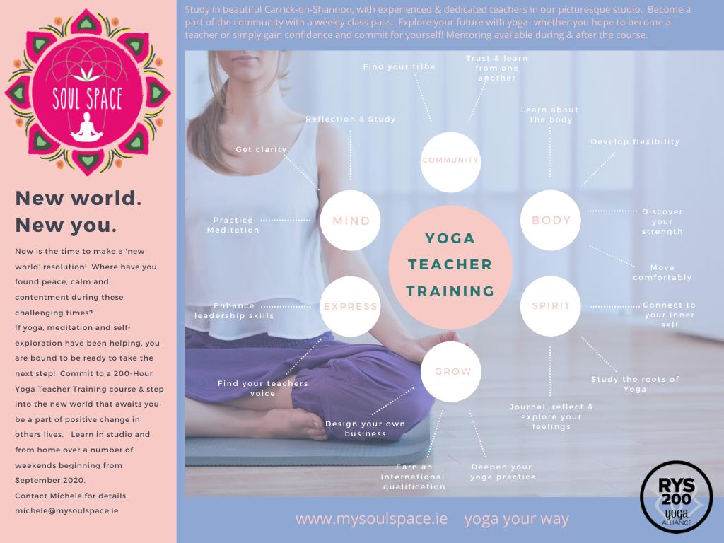 Irish Yoga Teacher